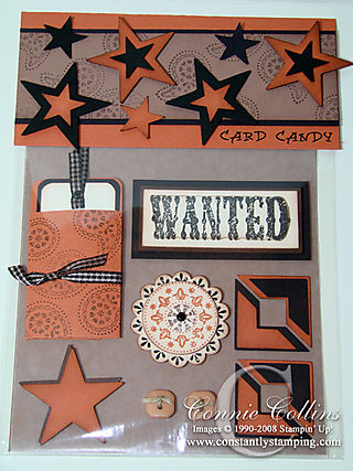 SCS Card Candy Swap