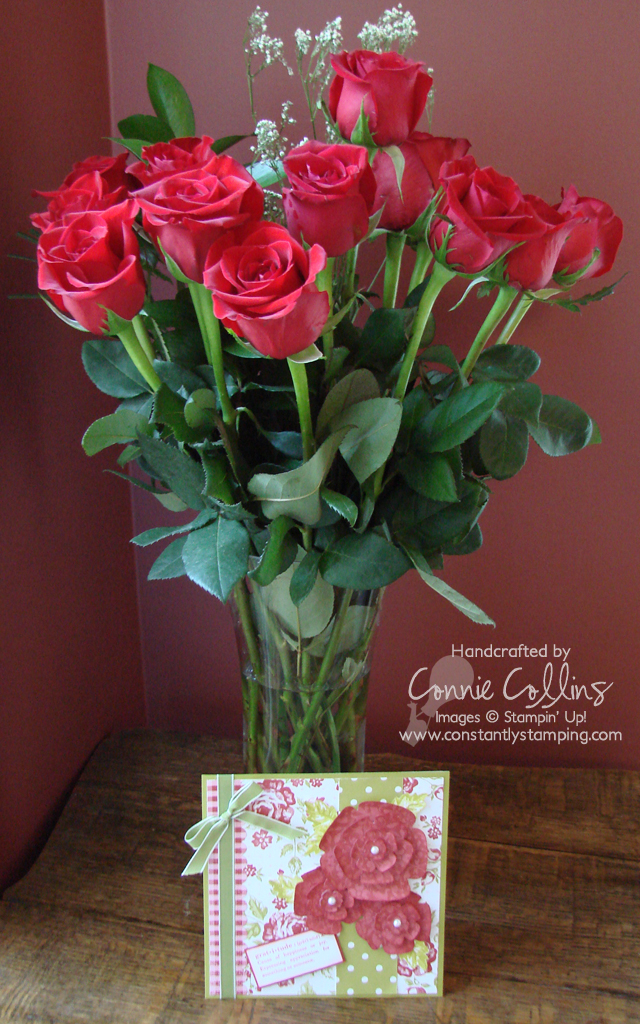 Roses for Teacher