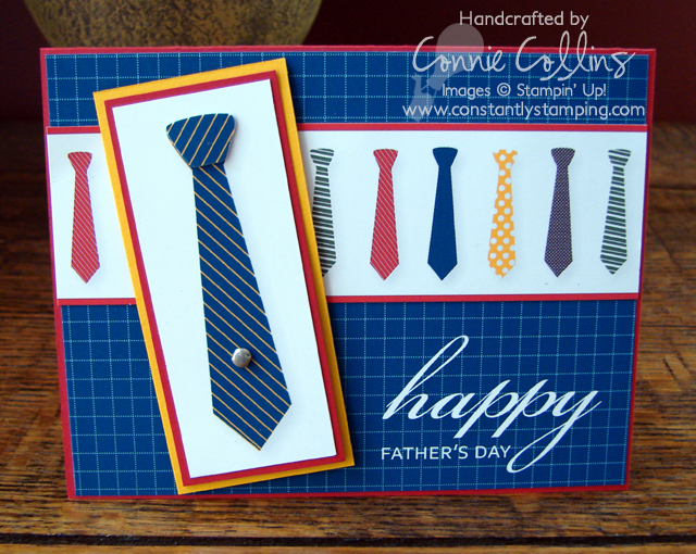 Father's Day Tie Card 1