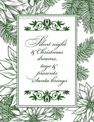 Silent Night MDS Card copy