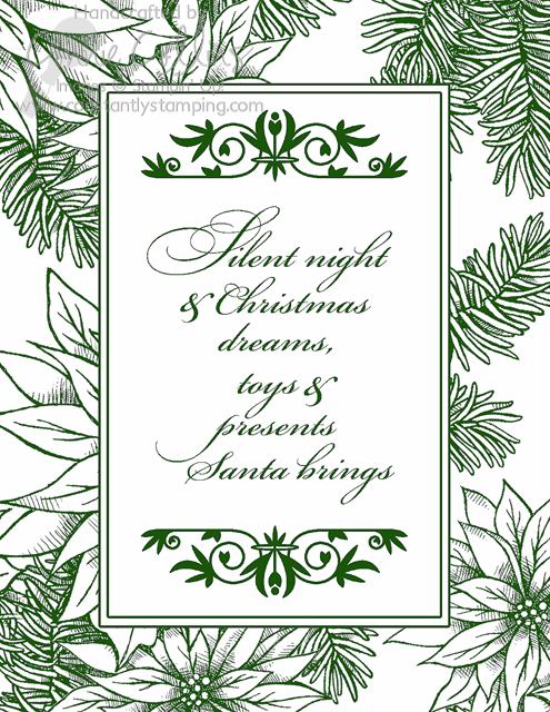 Silent Night MDS Card copy