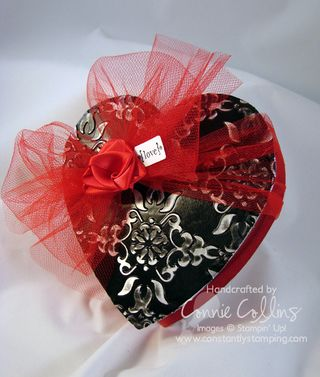 Embossed Heart 3