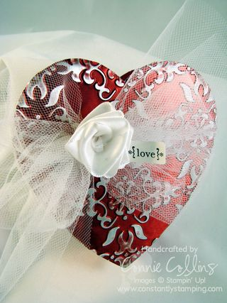 Embossed Heart 2