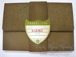 Travel Log Organizer