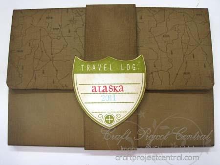 Travel Log Organizer
