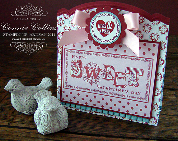 Sweet MDS Hybrid Valentine Bag
