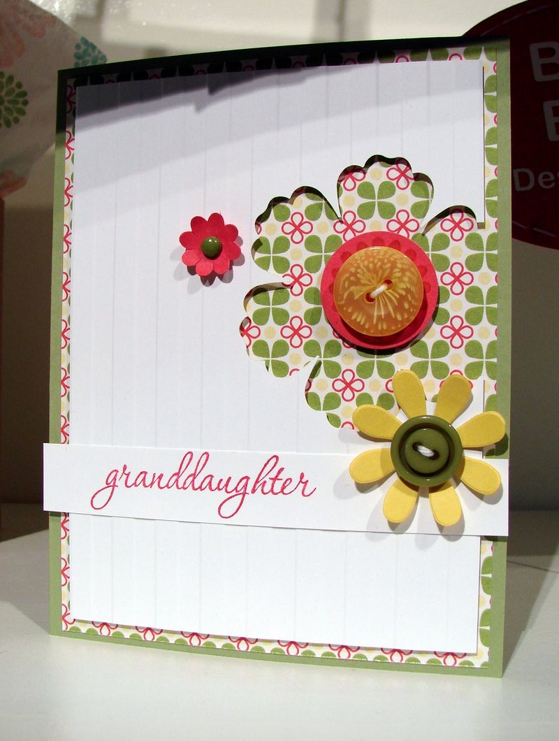 Granddaughtercard
