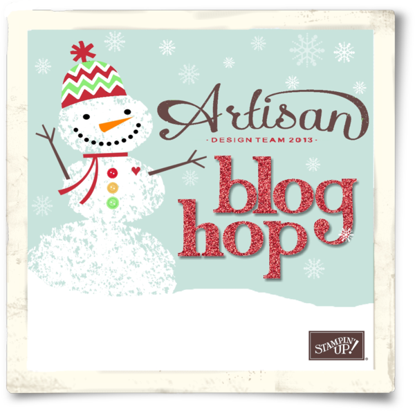 Constantly stamping artisan wednesday wow christmas